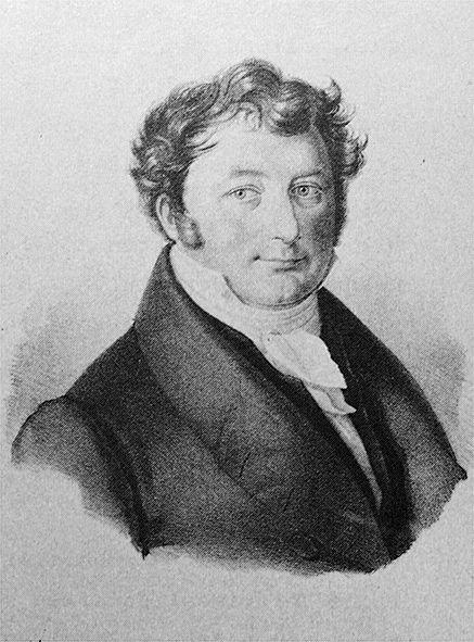 Ill. 2: Architect Conrad Stadler (1788–1846) designed the park