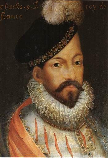 Ill. 2: King Charles IX of France (1550–1574)